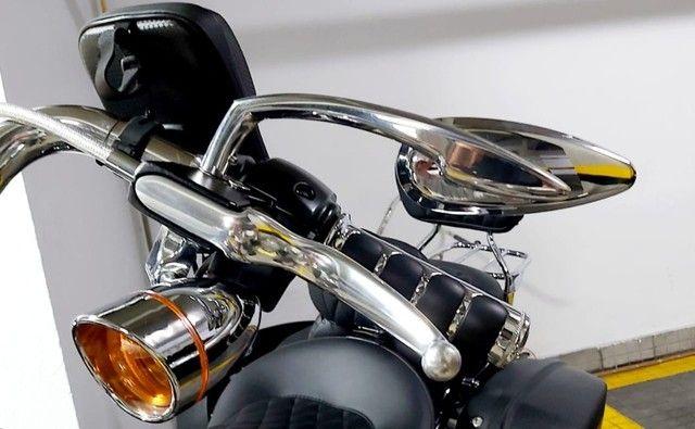 Retrovisor para Harley - Teardrop Cromado - Kuryakyn - Foto 6