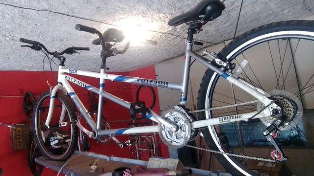 Bicicleta cab dois - Foto 3