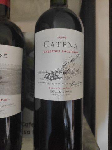 Vinho catena Zapata 2006