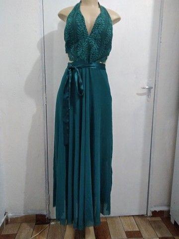 Vestido de festa - R$120,00