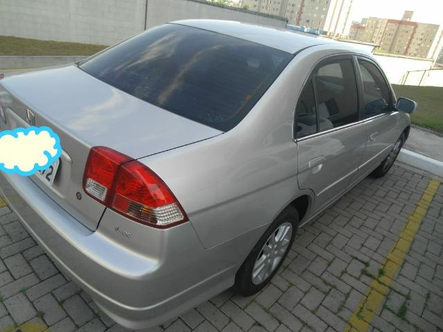 Honda Civic LX 1.7 2006 Manual Excelente Estado Lindo!