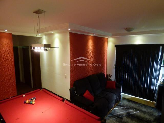 Apartamento à venda com 3 dormitórios em Vila itapura, Campinas cod:AP006043