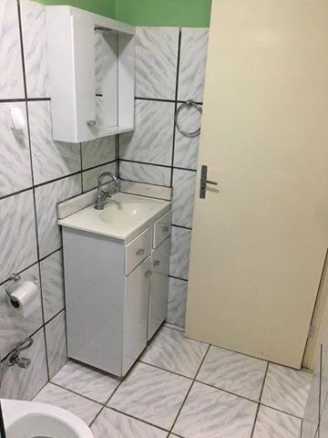 Apartamento,1 andar,2 quartos,banheiro social e cozinha amaricana