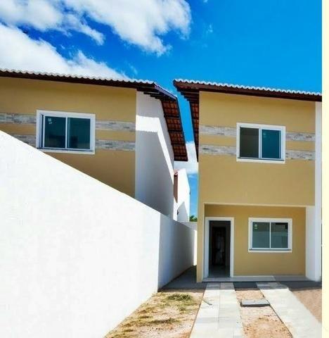 Casa Duplex com 2 Quartos 71m² em Eusébio
