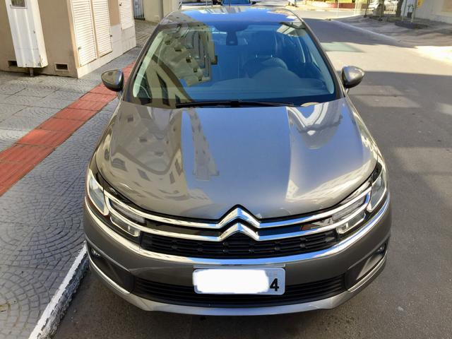Citroen C4 Lounge Fell 1.6 Turbo Aut. 2019 - Único Dono