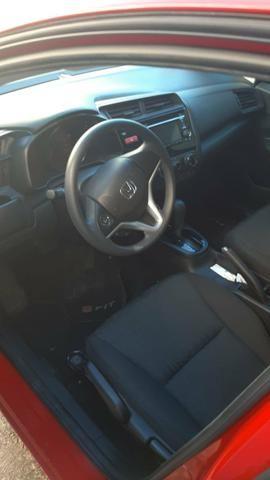 Honda fit automática ex carro top - Foto 5