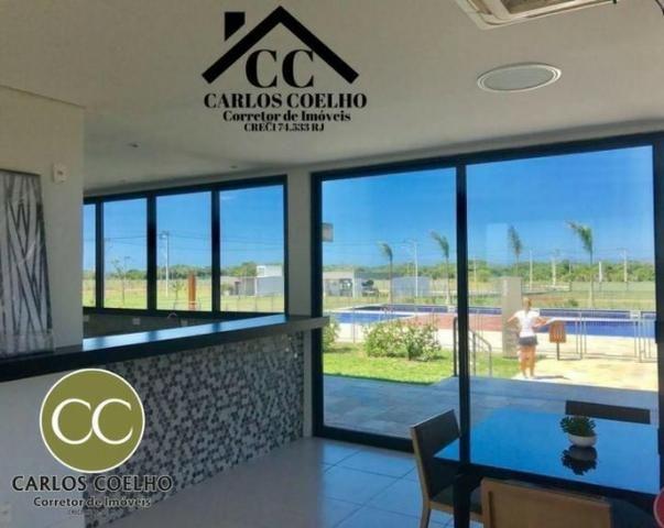 CMG Cód:23- Terreno Condominio Terras Alphaville - Peró - Cabo Frio - Foto 9
