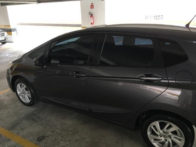 Honda Fit lx cvt 1.5 - 2014/2015, único dono e em ótimo estado