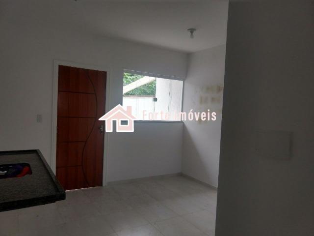 IF389 Casa Duplex 1ª Locação c/ 2 Quartos Sendo 1 com Sacada - Campo Grande RJ - Foto 6