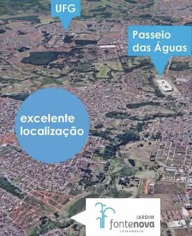 Loteamento Jardim Fonte Nova - Lotes a prestações Goiânia - Goiás - Foto 5