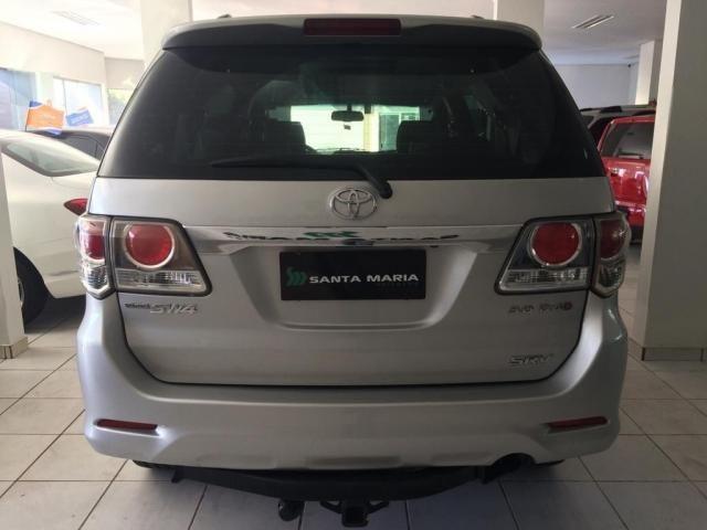 Toyota Hilux Sw4 HILUX SW4 SRV 4P - Foto 4