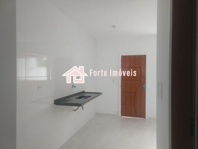 IF389 Casa Duplex 1ª Locação c/ 2 Quartos Sendo 1 com Sacada - Campo Grande RJ - Foto 12