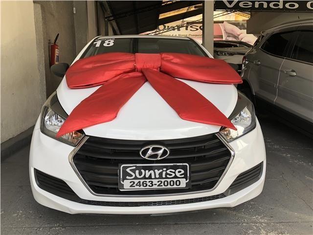 Hyundai Hb20 2018 só 11.000 km - Foto 2