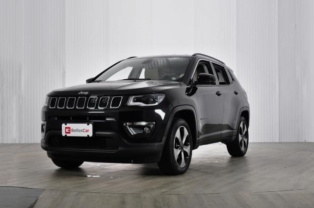 Jeep COMPASS LONGITUDE 2.0 4x2 Flex 16V Aut. - Preto - 2017