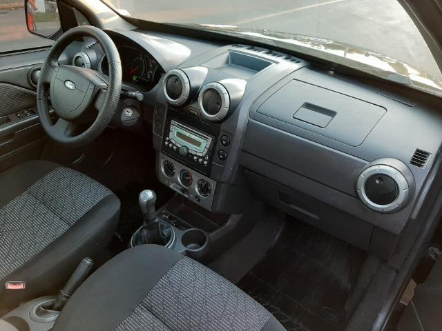 Ford Ecosport 1.6 Freestyle 8v Flex Completa com 4 Pneus Novos de Único Dono - Foto 9