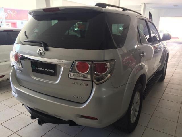 Toyota Hilux Sw4 HILUX SW4 SRV 4P - Foto 5
