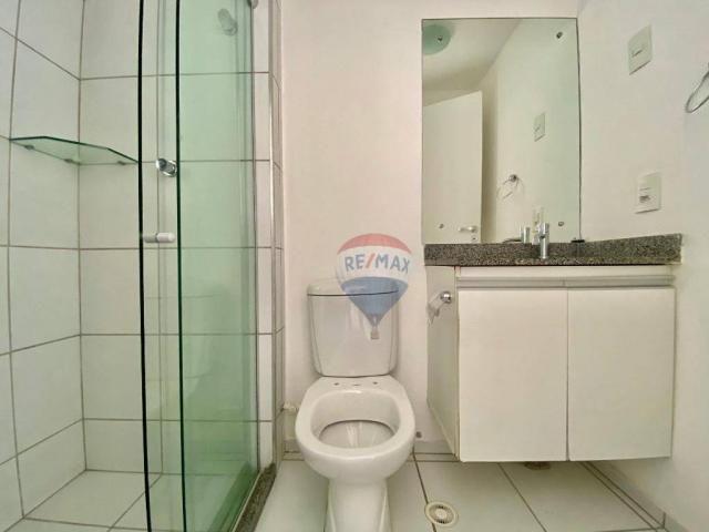Apartamento com 2 dormitórios à venda, 59 m² por r$ 190.000 - pitimbu - natal/rn sun garde - Foto 7