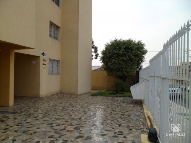 Apartamento à venda com 3 dormitórios em Uvaranas, Ponta grossa cod:1349 - Foto 2
