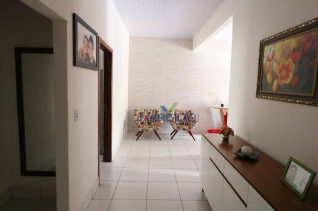 Casa com 3 dormitórios à venda, 125 m² por r$ 290.000,00 - residencial recanto do bosque - - Foto 9