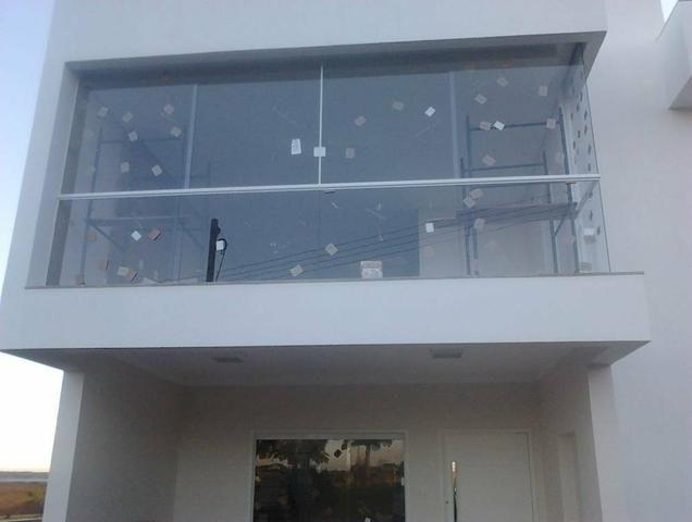 Fábricamos e montamos portas janelas box espelhos - Foto 2