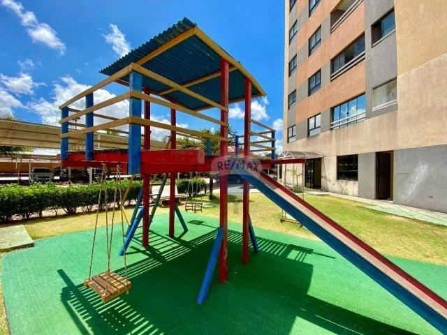 Apartamento com 2 dormitórios à venda, 59 m² por r$ 190.000 - pitimbu - natal/rn sun garde - Foto 16