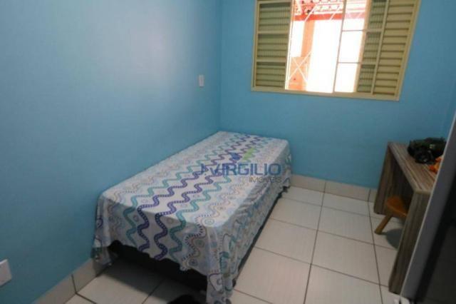 Casa com 3 dormitórios à venda, 125 m² por r$ 290.000,00 - residencial recanto do bosque - - Foto 13
