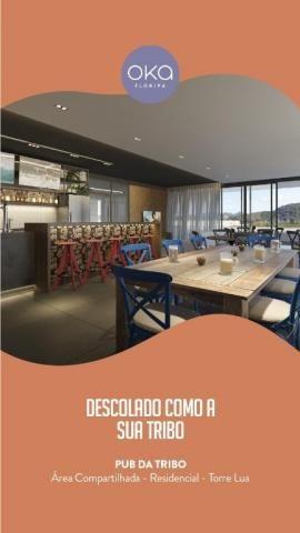 Studio com 1 dormitório à venda, 38 m² - campeche - florianópolis/sc - Foto 20