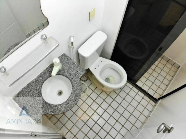 Apartamento com 3 dormitórios à venda, 128 m² por r$ 480.000 - de lourdes - fortaleza/ce - Foto 4