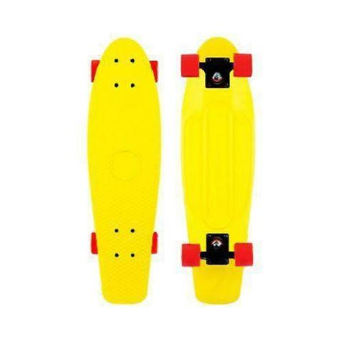 Penny Amarelo Skate BARBADA