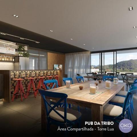 Studio com 1 dormitório à venda, 38 m² - campeche - florianópolis/sc - Foto 10