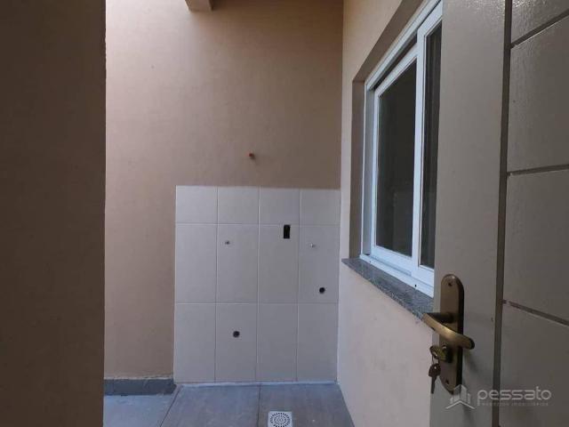 Casa com 2 dormitórios à venda, 50 m² por r$ 185.000 - bom sucesso - gravataí/rs - Foto 4