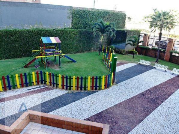 Apartamento com 3 dormitórios à venda, 128 m² por r$ 480.000 - de lourdes - fortaleza/ce - Foto 3