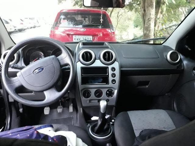 Fiesta 1.0 2011 com apenas 56.130km!!! - Foto 4