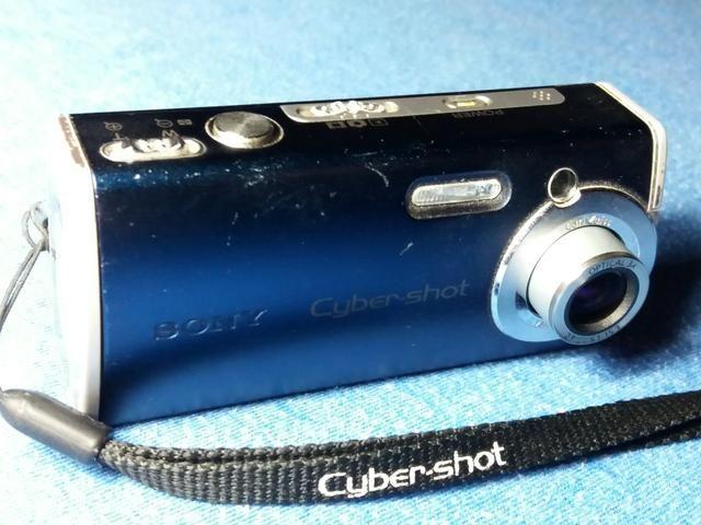 Câmera Digital Sony Cyber-Shot DSC-L1 - Foto 6