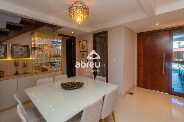 Casa de condomínio à venda com 4 dormitórios em Nova parnamirim, Parnamirim cod:820731 - Foto 7