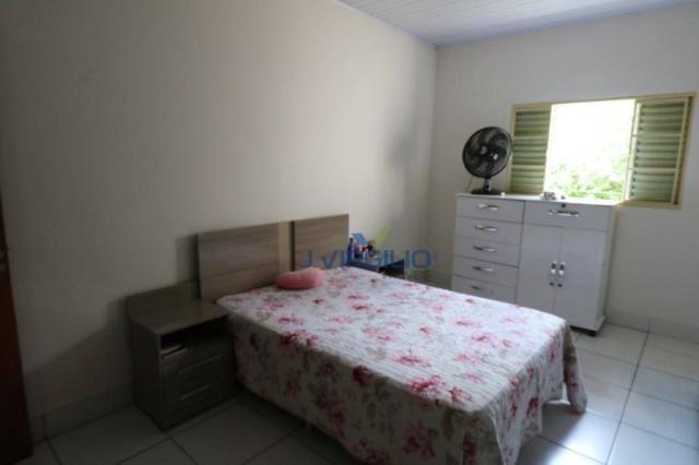 Casa com 3 dormitórios à venda, 125 m² por r$ 290.000,00 - residencial recanto do bosque - - Foto 18