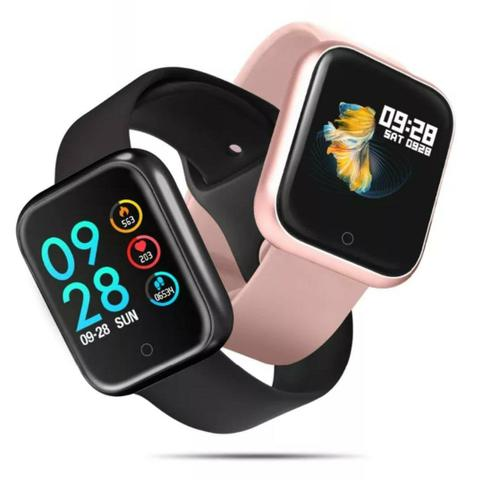 Smartwatch T80 Android e Ios
