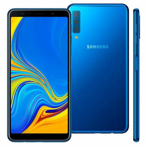 Samsung a7 (2018) 128gb/4gb ram