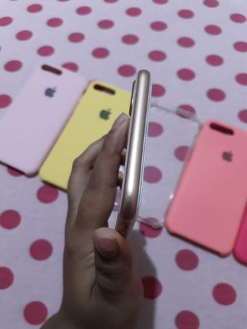 Troco iPhone 8 Plus só venda acompanhar somente carregado!
