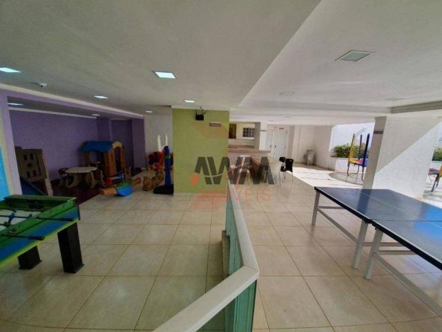 Apartamento com 4 suítes à venda, 170 m² por R$ 960.000 - Setor Bueno - Goiânia/GO - Foto 19