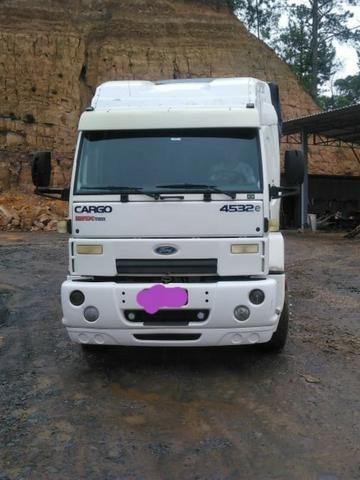 Caminhão Cavalo e basculante graneleiro - Foto 2