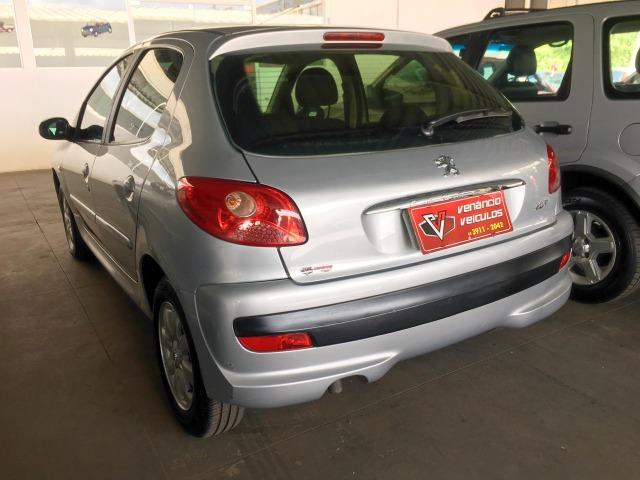 Peugeot 207 Hatch XR S 1.4 8V (flex) 2009-Financiamento 100% - Foto 3