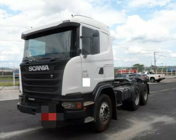 Scania 2014 (leia o anúncio)