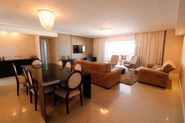 Apartamento mobiliado no Solar Alta Vista 4 suítes - Foto 5