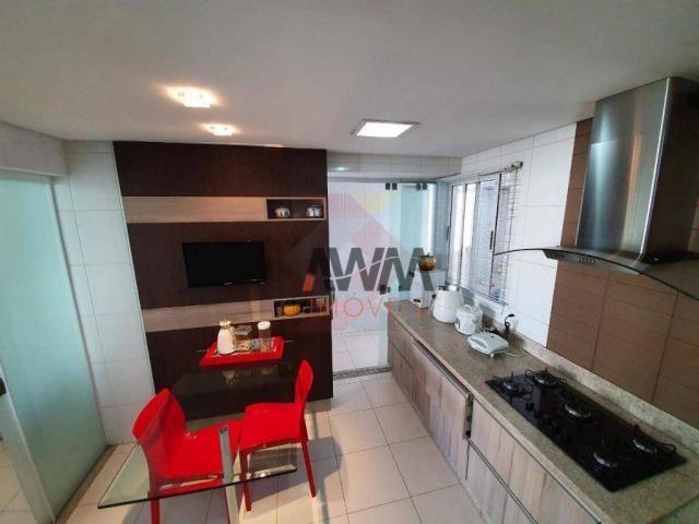 Apartamento com 4 suítes à venda, 170 m² por R$ 960.000 - Setor Bueno - Goiânia/GO - Foto 12