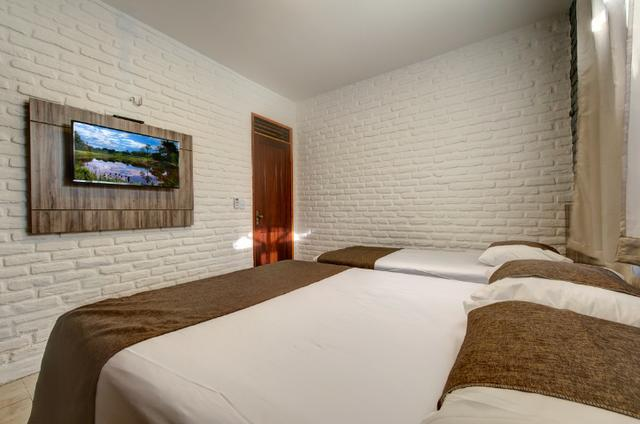Alugo - Casa Super Confortável - 8 Suítes Ar/TV/Box - 30 Pessoas - Próxima Beach Park - Foto 9