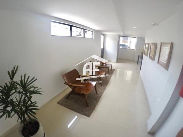 Apartamento novo na Jatiúca - 3 quartos sendo 1 suíte - Prédio com piscina - Foto 4