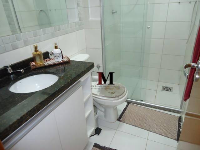 vendemos apartamento mobiliado com 2 quartos no Res Torre de Italia - Foto 17
