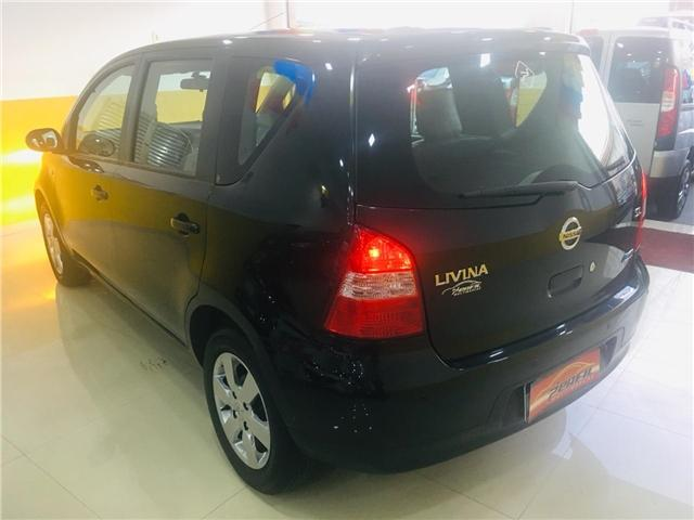 Nissan Livina 1.8 sl 16v flex 4p automático - Foto 4