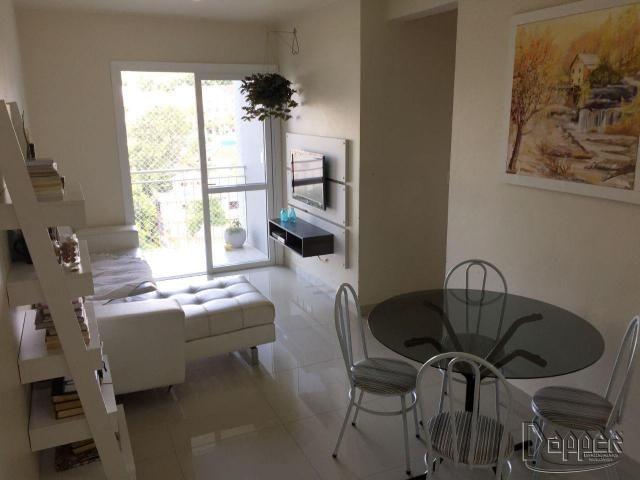 Apartamento à venda com 2 dormitórios em Vila nova, Novo hamburgo cod:17735 - Foto 3
